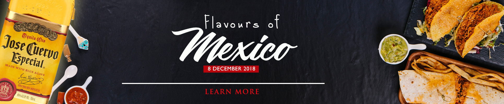 Misty Hills Flavours of Mexico 2018