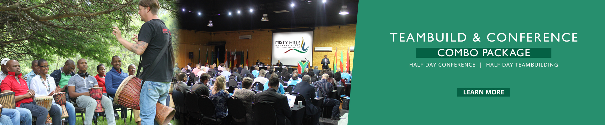 Misty Hills Winter Conference Specials in Muldersdrift Gauteng