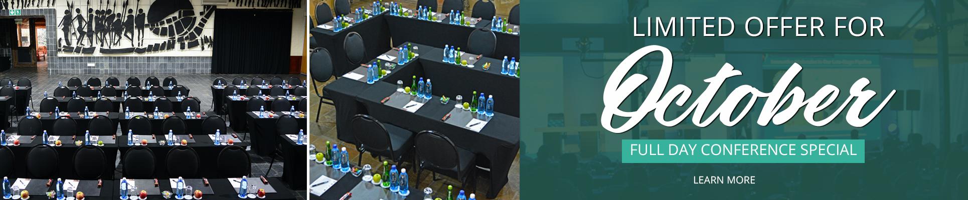 Misty Hills October Conference Specials in Muldersdrift Gauteng