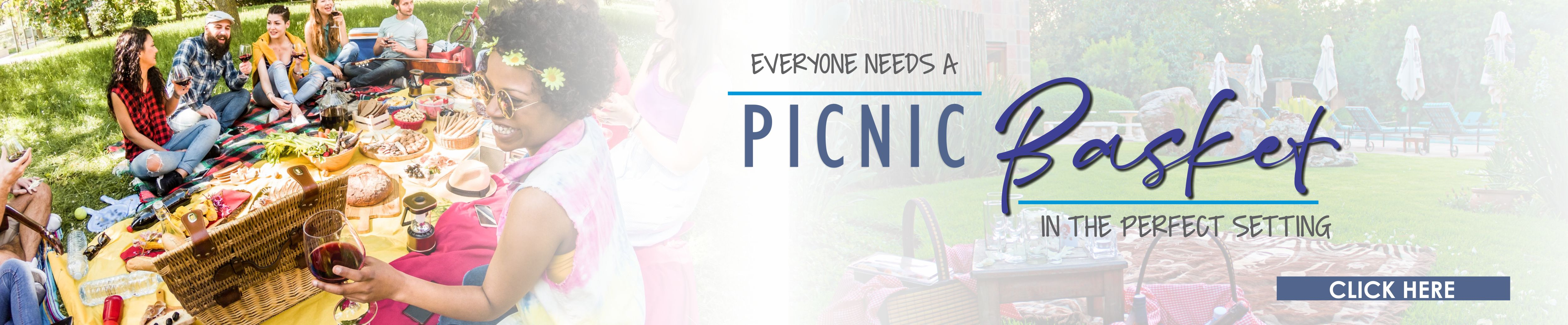 Picnic at Misty Hills Country Hotel