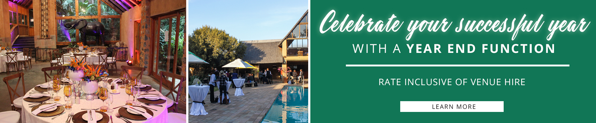Misty Hills Country Hotel Year End Function Specials Muldersdrift Gauteng venues 2019